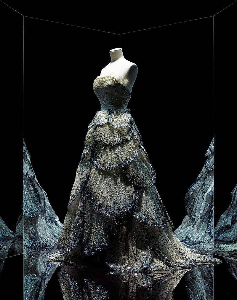 Платье Junon, Christian Dior, из коллекции haute coutureосень-зима,1949