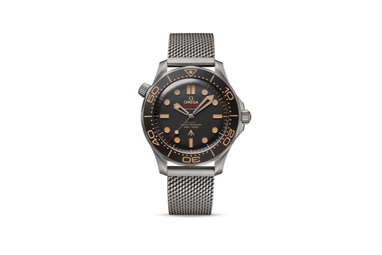 Часы Omega Seamaster Diver 300M 007 Edition