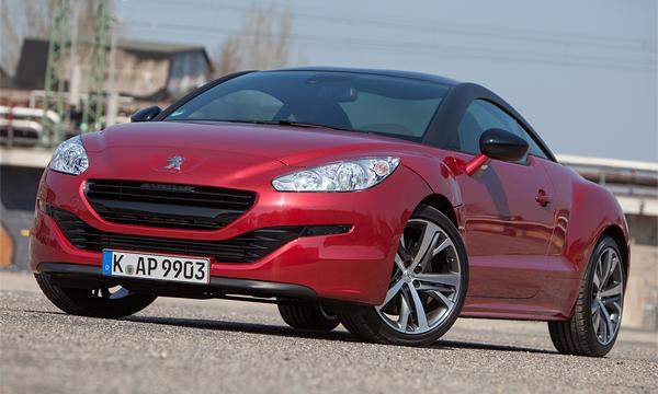 Спортивное купе Peugeot RCZ уходит из России