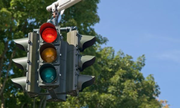 Из-за ДТП с Мариной Голуб меняют светофоры