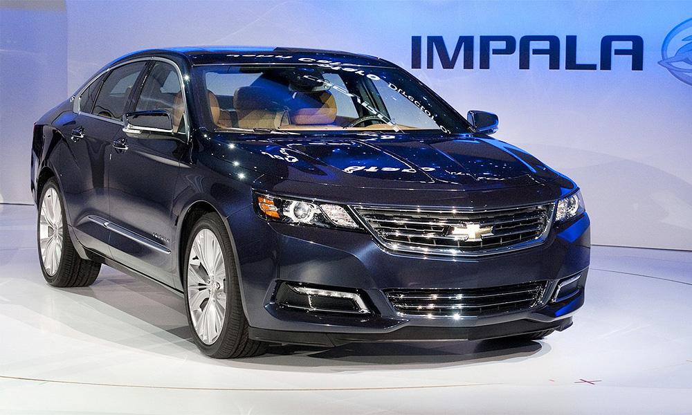 Chevrolet Impala: премиум по-американски