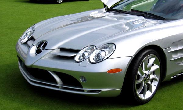 Продажи Mercedes падают в Германии , но растут в Азии