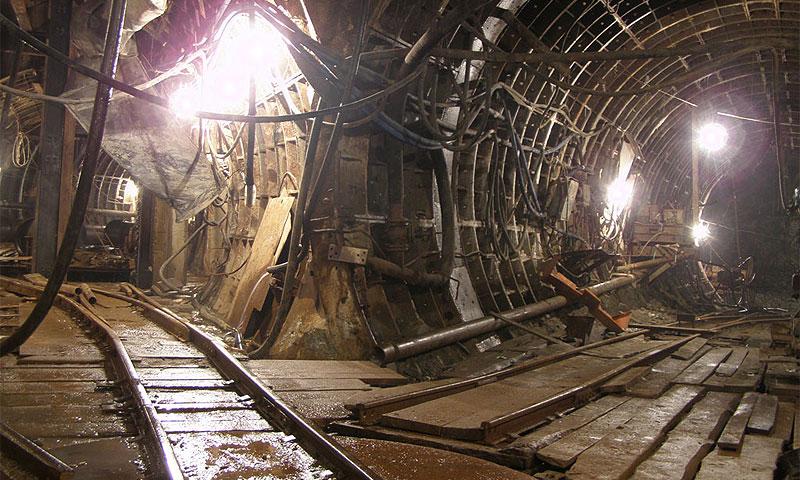 Проходка Алабяно-Балтийского тоннеля будет завершена до конца года