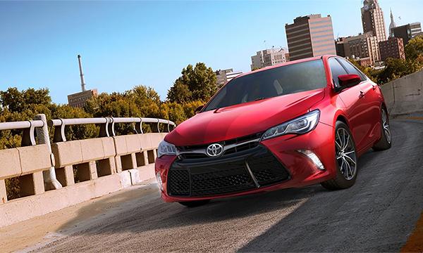 Toyota Camry оснастят 2,0-литровым турбомотором
