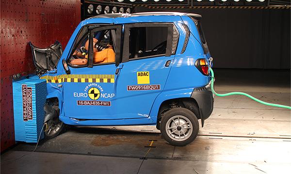 Ситикары провалили краш-тест Euro NCAP