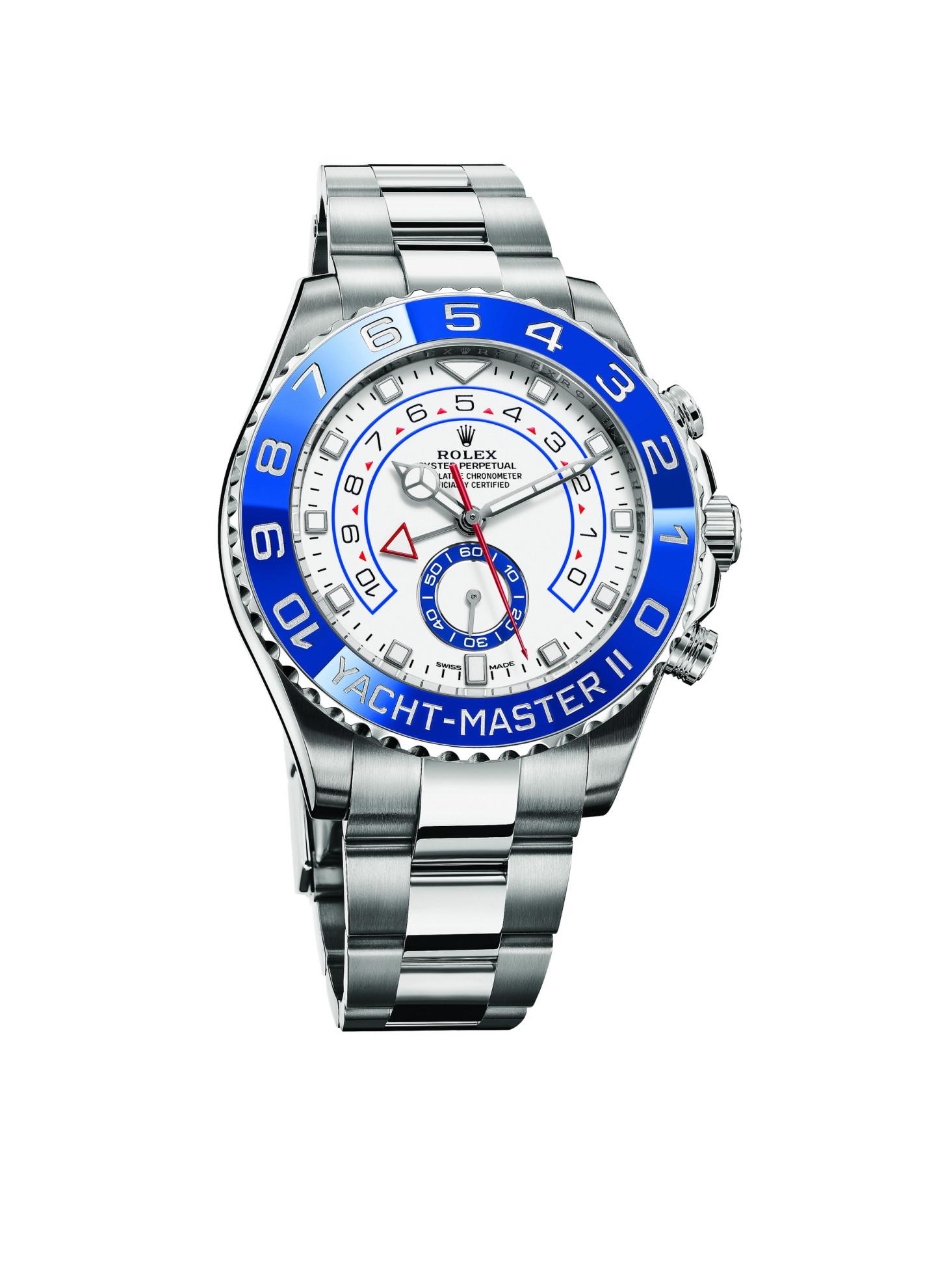 Трофей регаты Rolex Sydney Hobart — часы Oyster Perpetual Yacht-Master II