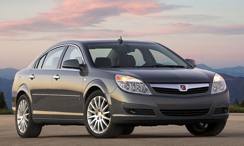 GM будет выпускать автомобили Saturn до конца года