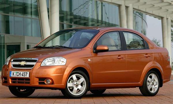 Chevrolet Aveo первого поколения будут выпускать в Узбекистане