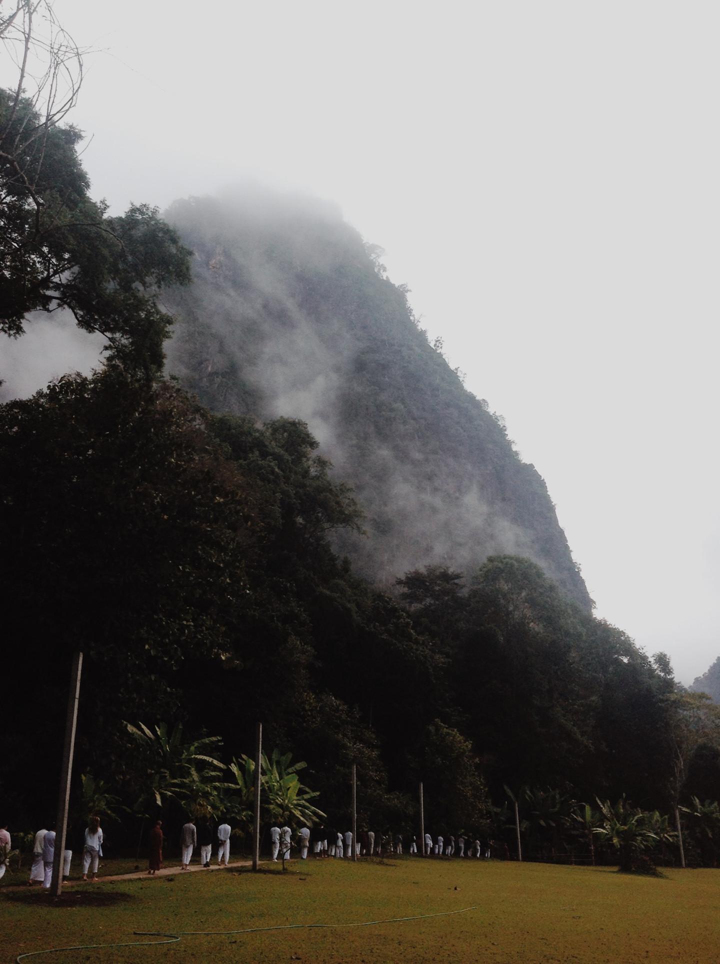 Монастырь Ват Там Вуа
