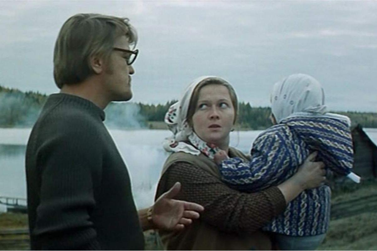Кадр из фильма «Осень»