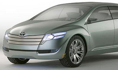 Toyota изобрела новый тип кузова – седан-кроссовер
