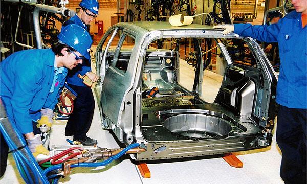 Российский завод Ford продемонстрировал самый высокий рост производства