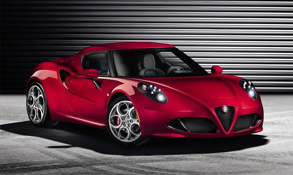 Alfa Romeo 4C: как Porsche, только дешевле
