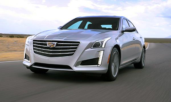 Cadillac обновил седан CTS