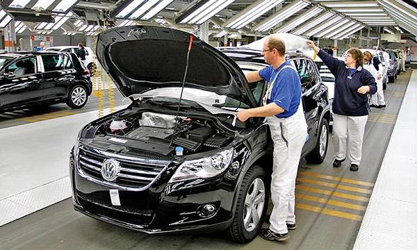 Volkswagen разрешит конфликт с рабочими с помощью суда
