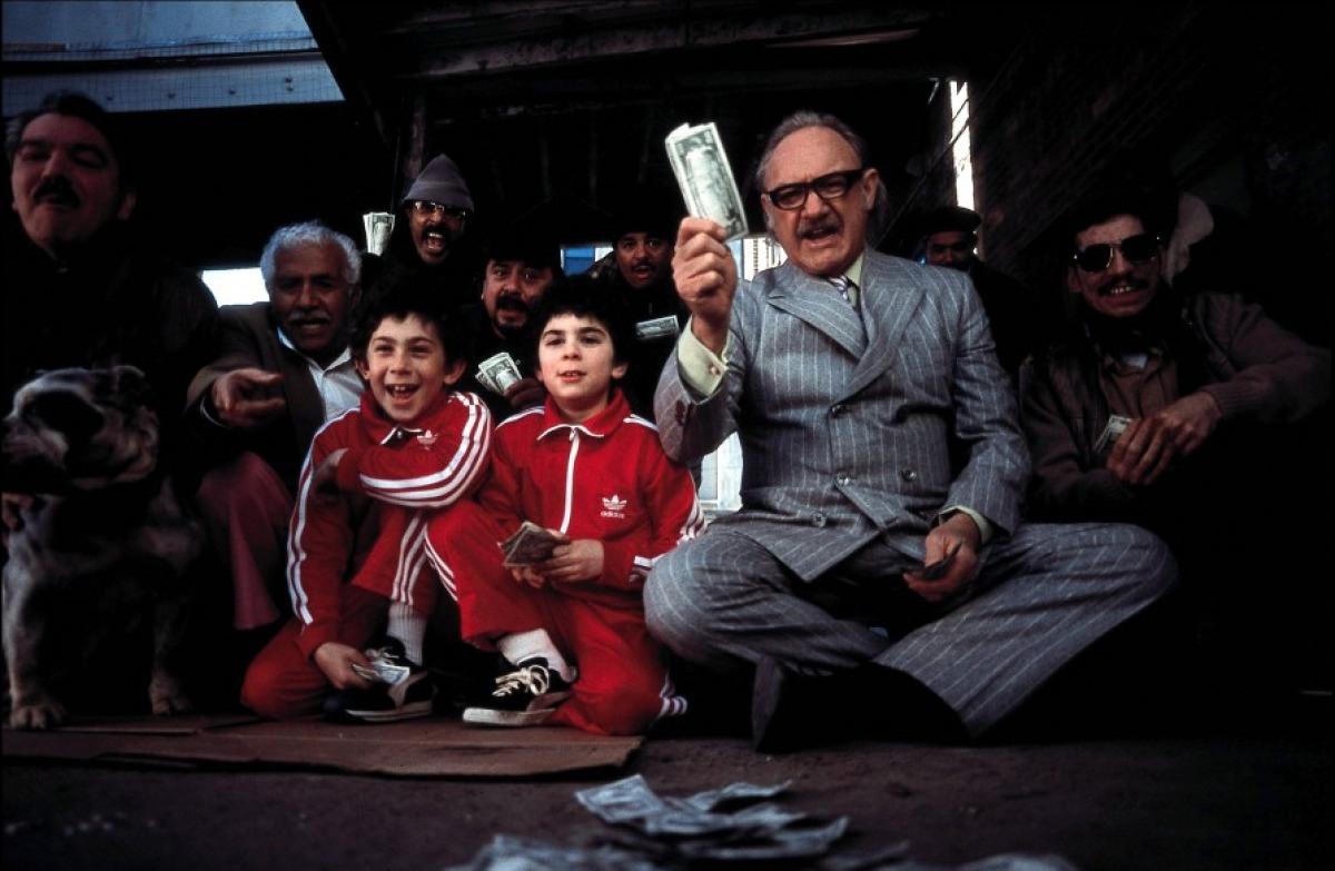 Кадр из фильма «Семейка Тененбаум»