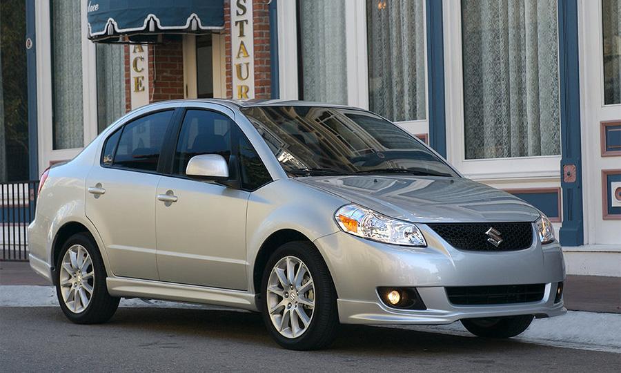 Fiat может приобрести японскую компанию Suzuki