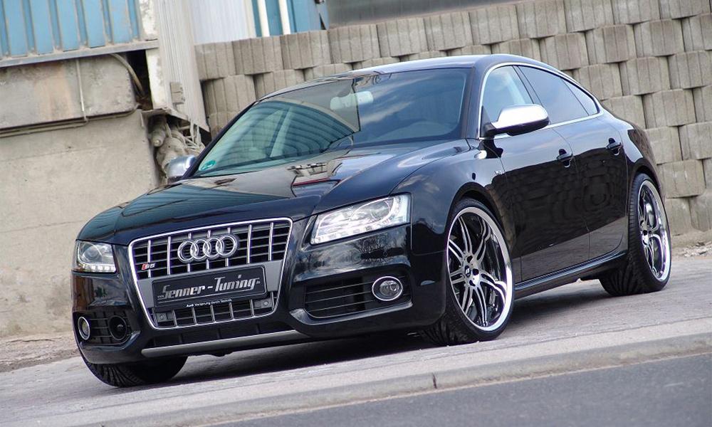 Senner AG Audi S5 Sportback