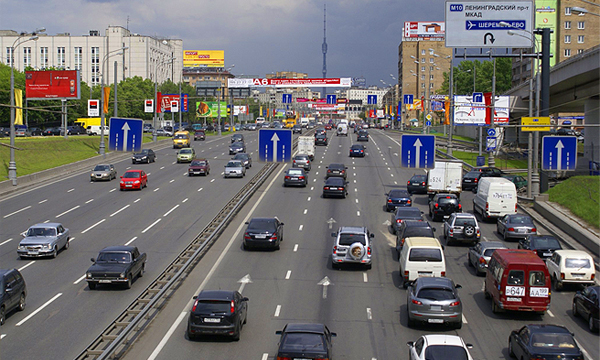 В Москве разрешат ездить быстрее с 1 июня