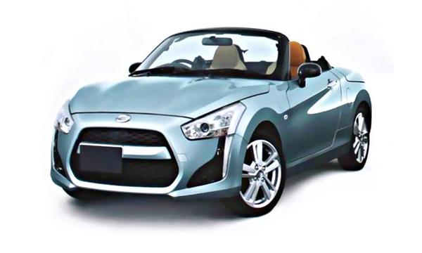 Daihatsu представит новый Copen в июне