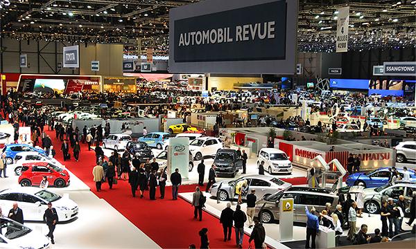 Московский автосалон пройдет без участия ведущих брендов