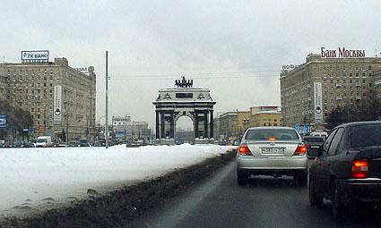 Депутаты избавят Москву от пробок