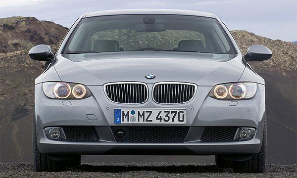 BMW анонсировал цены на седаны 328i и 335i 2007 года