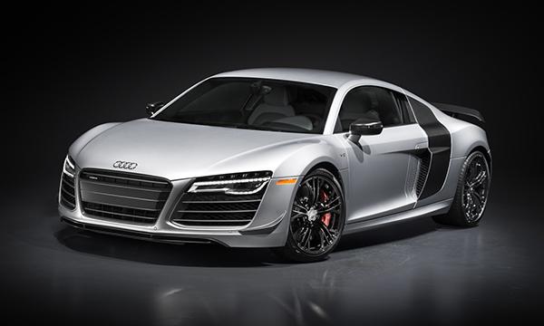 Audi рассекретила свой самый мощный спорткар