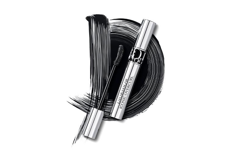 Тушь Diorshow Iconic Overcurl, оттенок черный, Dior