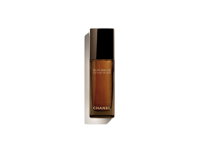 Фундаментальный регенерирующий восстанавливающий ночной экстракт для лица и шеи Sublimage L'Extrait de Nuit, Chanel