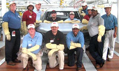 KIA Motors открыла первый сборочный завод в США