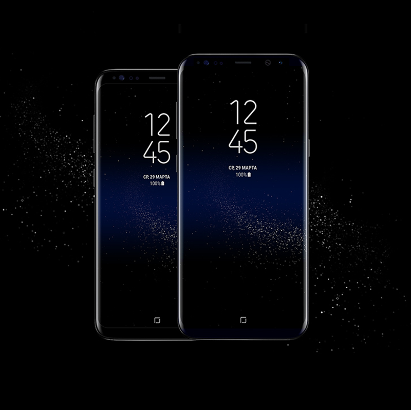 SamsungGalaxy S8 иGalaxy S8+
