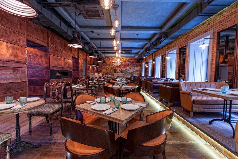 Фото: пресс-служба ресторана «Медь»