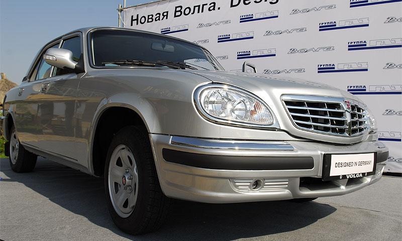 Скромно, но, как обычно, с достоинством вышла на рынок в 2007 году обновленная «Волга» ГАЗ-31105