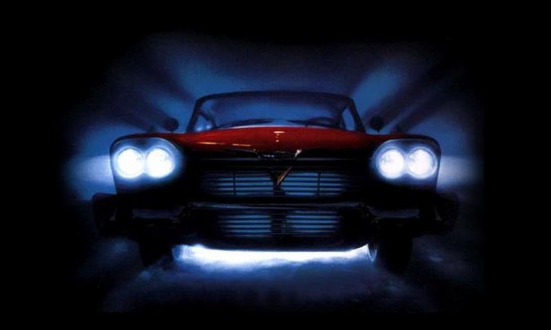 Авто-Хеллоуин: Самые страшные машины в жизни и в кино