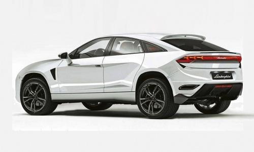 Top Secret: Lamborghini сделала внедорожник