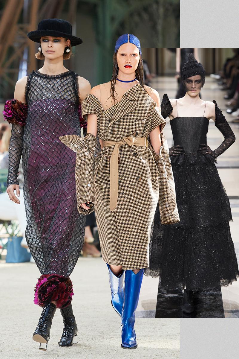 Сhanel Haute Couture, Maison Margiela CoutureиArmaniPrivé