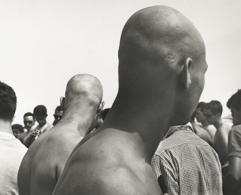 Leon Levinstein. «Coney Island», 1953