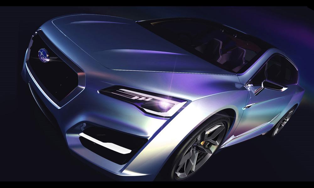 Subaru Tourer Concept