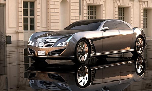 Самый дорогой седан оценили в 2 млн долларов