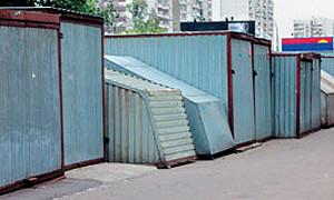 Префектуры округов и управы районов столицы выявляют незаконно установленные гаражи