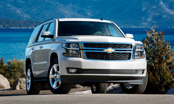 Chevrolet Tahoe получил новую мультимедийную систему