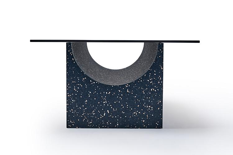 Стол Vestige, коллекция Void Matters, дизайн Note Design Studio для Sancal