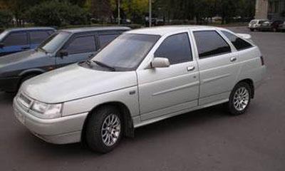 Lada 111 и Lada 112 начали выпускать на Украине