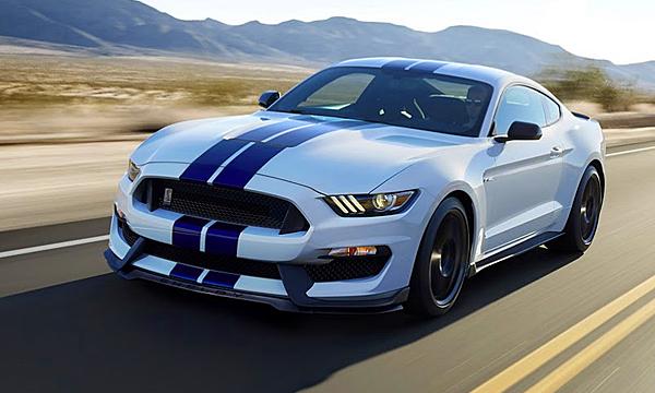 Ford рассекретил самый мощный Mustang