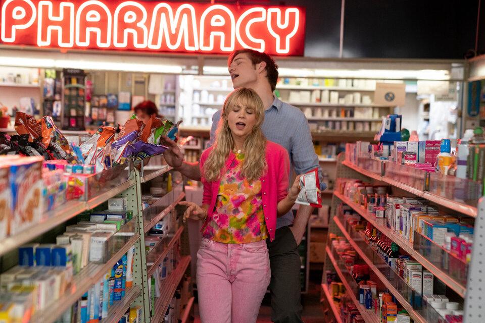 Кадр из фильма «Девушка, подающая надежды»
