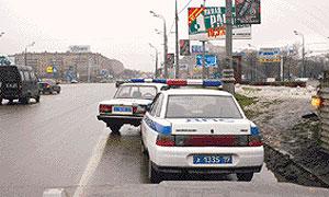 За передвижением патрульных машин ДПС будет следить компьютер