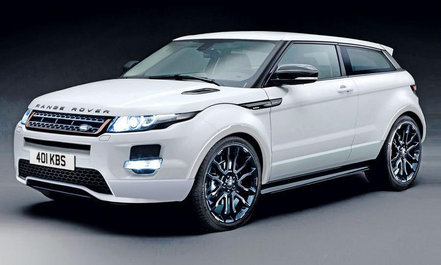 Range Rover Evoque превратится в спорткар