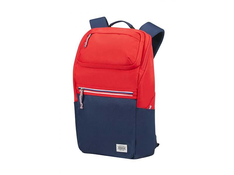 Один из рюкзаков American Tourister, переданных персоналу ГКБ № 40 в Коммунарке