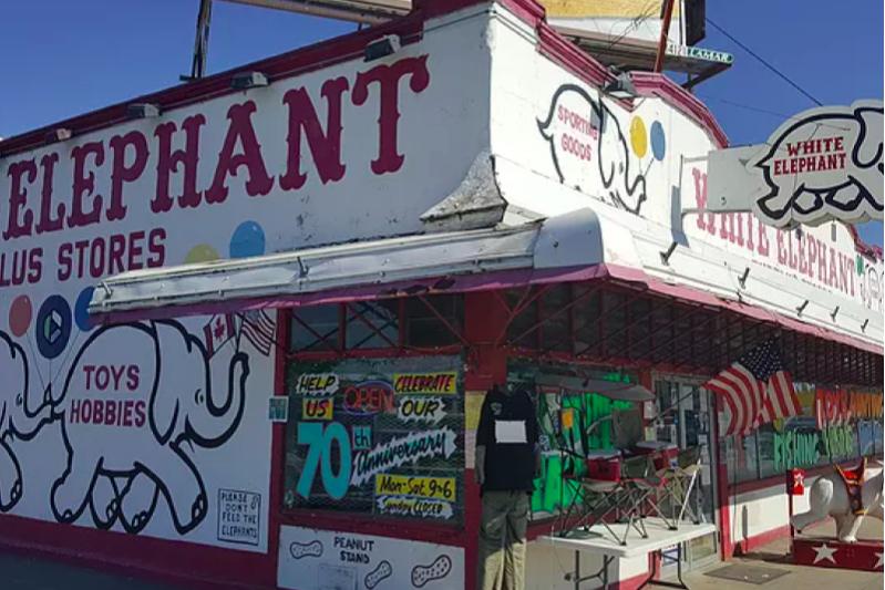Фото: whiteelephantstores.com